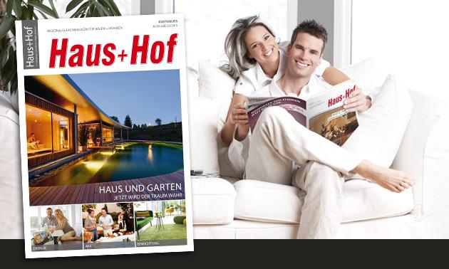 Marvelous Aktuelle Ausgabe Der Zeitschrift Haus+Hof Schwaben