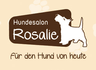 Corporate Design für den Hundesalon Rosalie