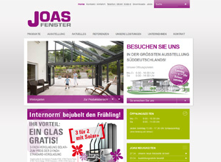 Websiterlaunch JOAS.de